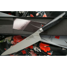 Японский кухонный нож Гьюто Kasumi VG10 Pro 58020 20см - 2