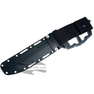 Tactical knife Cold Steel Нож Cold Steel Chaos Double Edge  CS80NTP 19cm - 2