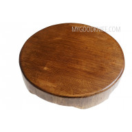 Cutting board etúHOME Cross Cut Round Trivet RMA521ES6
