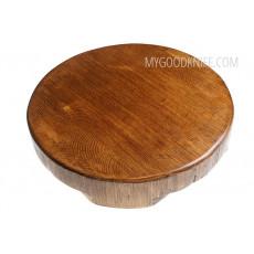 Cutting board etúHOME Cross Cut Round Trivet RMA521ES6 - 4