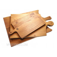 Cutting board etúHOME European 3 pcs in set RVH670UN2
