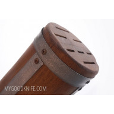 Veitsiteline etúHOME Round Galvi Block veitsitukki RMA632UN2 - 2