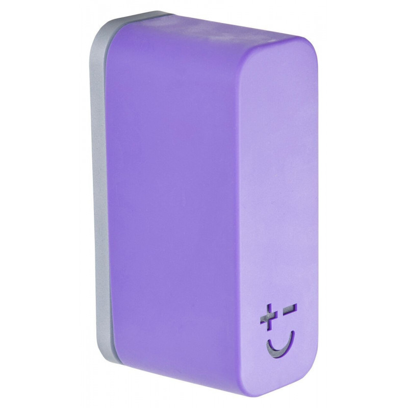 Knife stand Bisbell Magmates Double Knife Pod (wall mounted) Purple 5017421000460 - 1