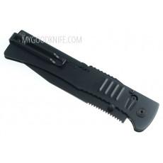 Kääntöveitsi SOG Slim Jim XL A/O Black 729857997119 10.6cm - 3