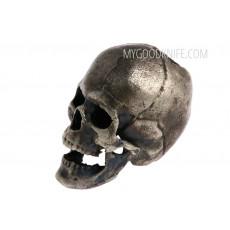 Helmi Skull, nickel silver sk1 - 2