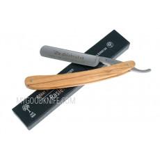 "Straight razor Böker The Celebrated Olive 5/8""  140307 8cm - 2"