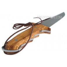 Охотничий/туристический нож Miguel Nieto Linea Apache (olive) 1041 14.5см - 2