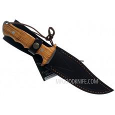 Охотничий/туристический нож Miguel Nieto Linea Apache (olive) 1041 14.5см - 4