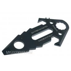 Monitoimityökalu Extrema Ratio TK Tool 2.0 musta tktoolblack 10cm