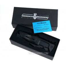 Серрейторный нож Extrema Ratio M.P.C. Black MPCBlack 11.6см - 6