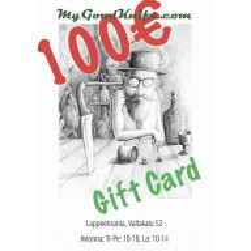 Virtual Gift Card 100 euro