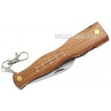 Mushroom knife Linder Rosenwood  331813 7.5cm - 3