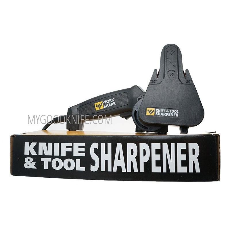 Electric knife sharpener Darex Work Sharp WSKTS-1 4045011094101 12cm - 1