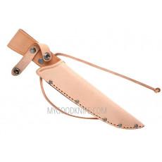 Охотничий/туристический нож Tojiro Sado в подарочной коробке  HMHS-012D 14см - 4