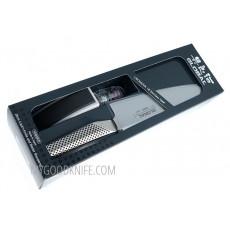 Kitchen knife set Global Cook knife and Sharpener G-2220GB 4943691222008 - 2