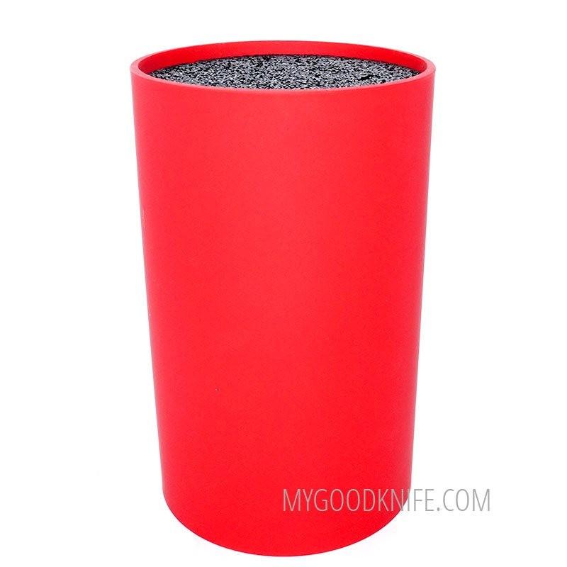 Подставка для ножей Zeller Красная 4003368249186 10см - 1