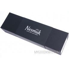Steak knife Nesmuk JANUS Folder, Blue Piano Lacquer  FJKB2014 8.5cm - 3