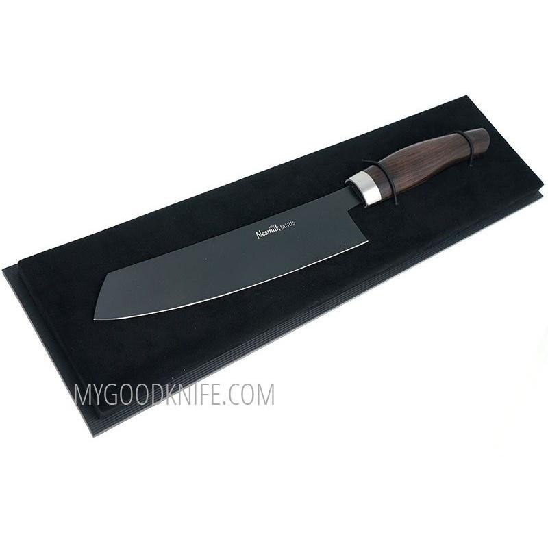 Поварской нож Nesmuk JANUS Гренадилла J5G1802013 18см - 1