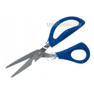 Scissors Cuda Titanium Nitride Bonded Detachable 10cm
