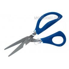 Ножницы Cuda Titanium Nitride Bonded Detachable Рыбацкие 10см