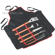 Tramontina Churrasco 6 pcs Barbecue set  26499040