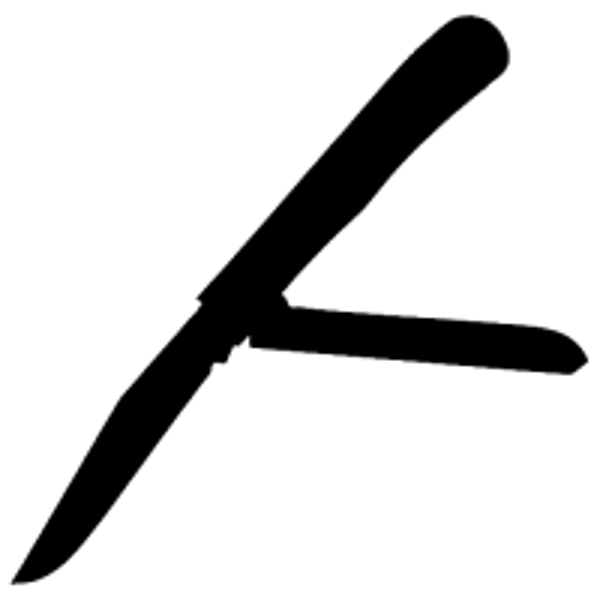 Trapper-Taschenmesser