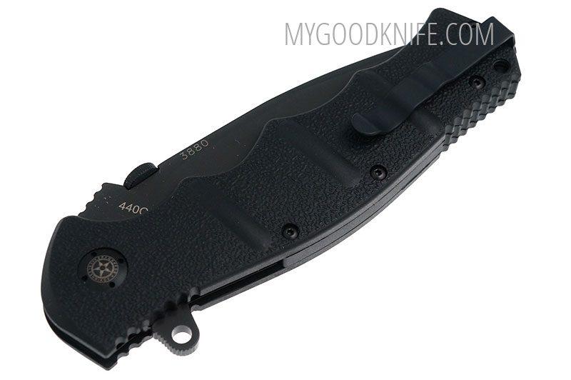 Photo #2 Boker  Kalashnikov AK 101 Black, 50/50  (01KAL102)