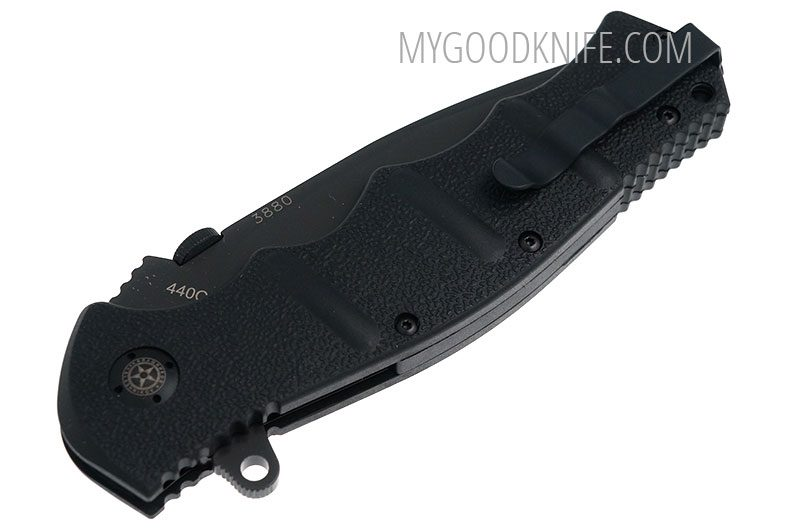 Фотография #2 Boker  Kalashnikov AK 101 Black, 50/50  (01KAL102)