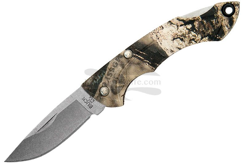 Фотография #1 Складной нож Buck 283 Nano Bantam Camo 0283CMS24-B 4.8см