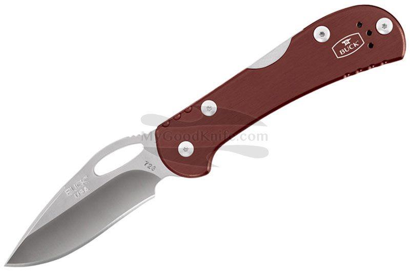 Фотография #1 Складной нож Buck Mini Spitfire Brown 726BRS-B 7см
