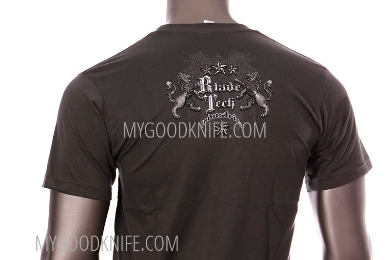 Photo #3 Blade Tech T-Shirt Grey (M)