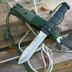 Rescue knives
