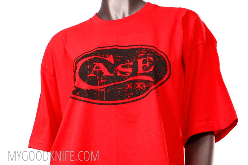 Photo #1 Case T-Shirt Ladies Red  (M)