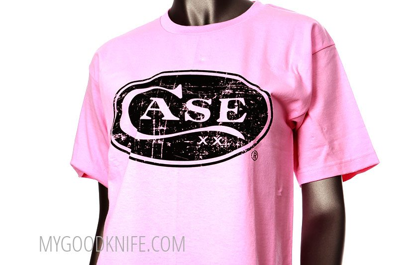 Photo #1 Case T-Shirt Pink  (XL)