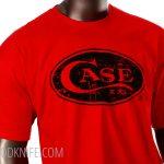 Photo #1 Case T-Shirt Red  (XL)