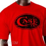 Photo #1 Case T-Shirt Red  (L)