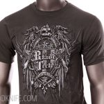 Photo #1 Blade Tech T-Shirt Grey (M)