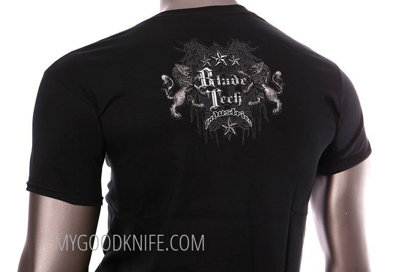 Photo #3 Blade Tech T-Shirt Black (M)