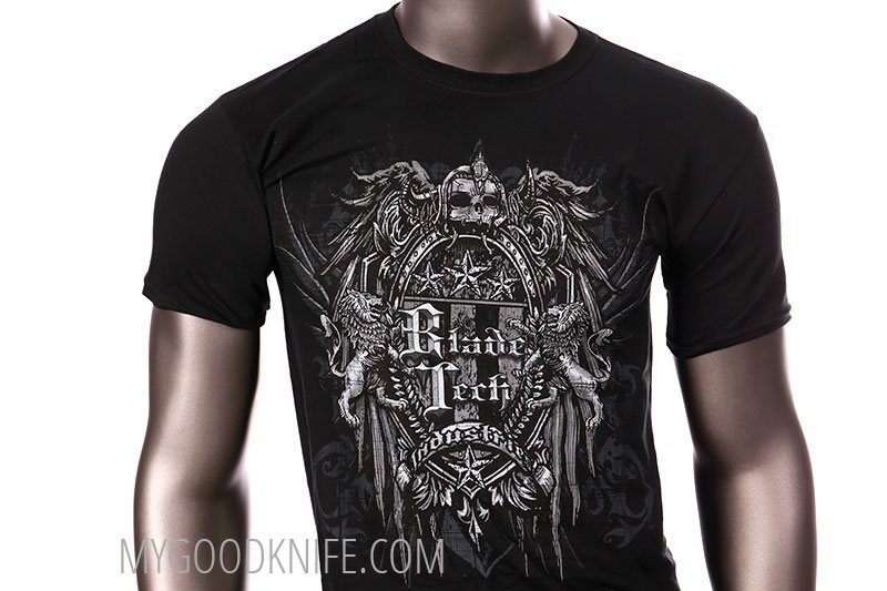 Photo #2 Blade Tech T-Shirt Black (M)