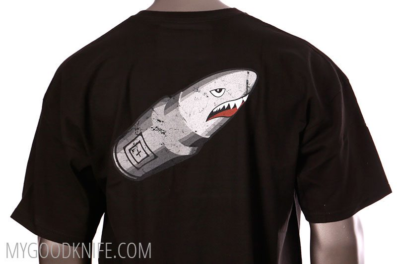 Photo #2 5.11 T-Shirt Bullet Shark (XXL)