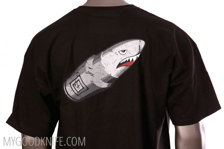 Photo #2 5.11 T-Shirt Bullet Shark (L)