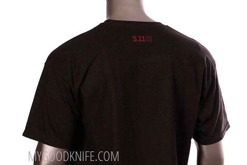 Photo #2 5.11 T-Shirt Bullet Skull (XXL)