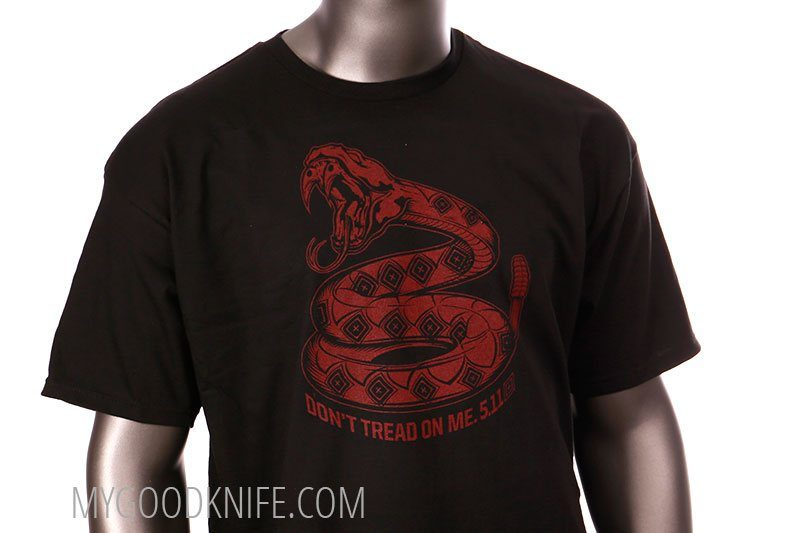Photo #2 5.11 T-Shirt Don't Tread On Me (XL)