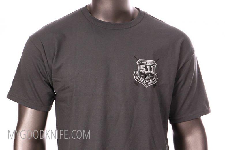 Photo #2 5.11 T-Shirt Logo  (XL)