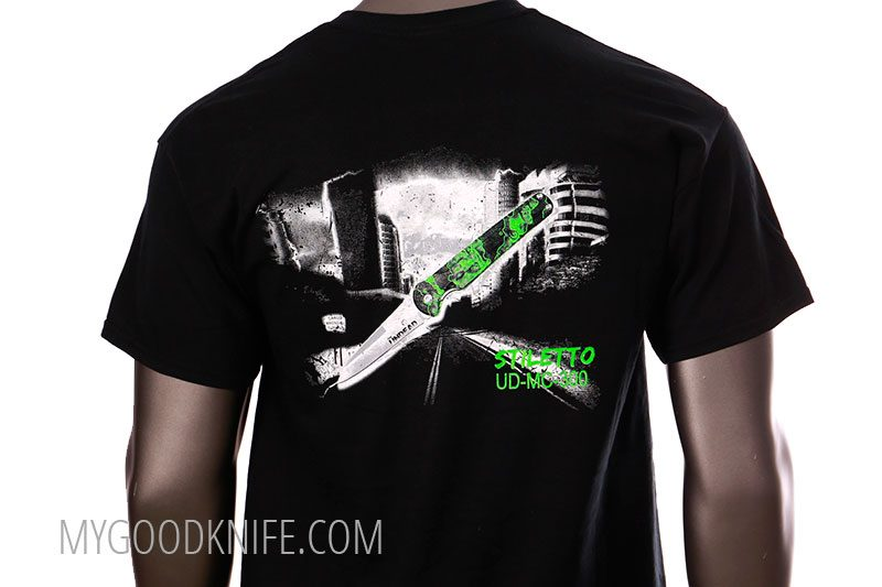 Photo #3 Bear OPS T-Shirt The Undead Series (XL)