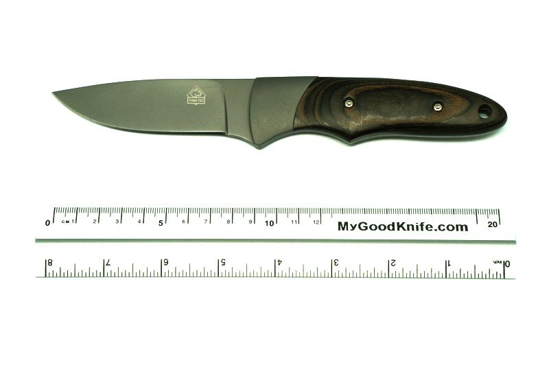 Photo #7 PUMA TEC belt knife (7312409)