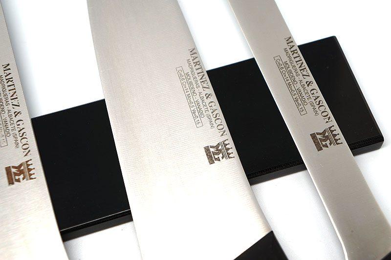 Фотография #8 Martinez & Gascon Набор ножей (6 шт)  (0993)