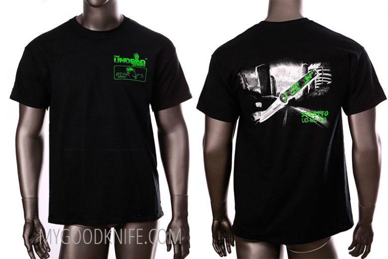 Photo #1 Bear OPS T-Shirt The Undead Series (XL)