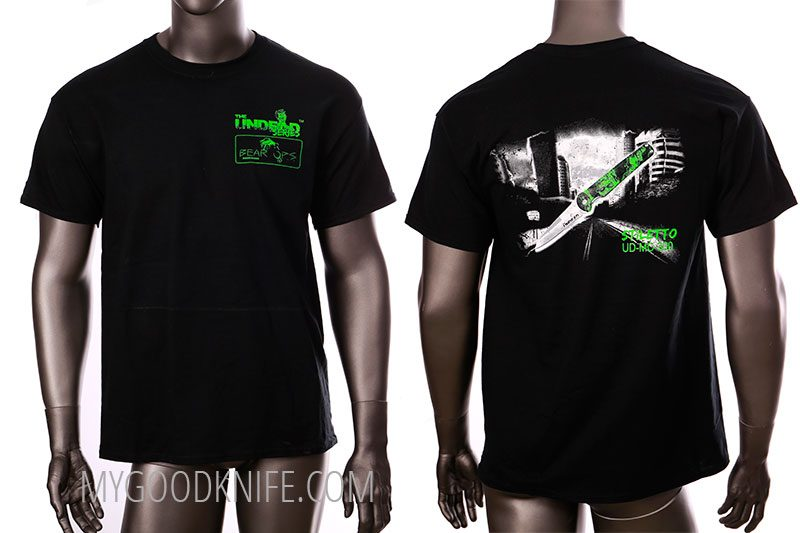 Photo #1 Bear OPS T-Shirt The Undead Series (XL)