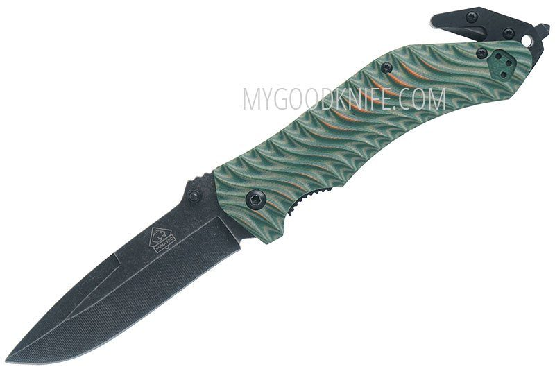 Фотография #1 Puma TEC one-hand rescue knife 7336813